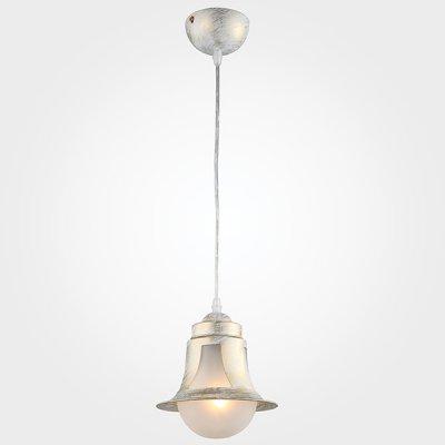 Купить Подвесной светильник Евросвет 50055/1 белый с золотом, Китай