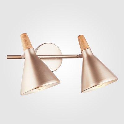 Настенный светильник бра Евросвет 70050/2 перламутровое золотоОжидается<br><br>