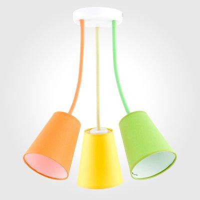 Люстра TK Lighting 2106 Wire Colour от Svetodom