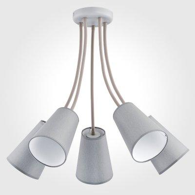 Потолочный светильник TK Lighting 2101 Wire GrayОжидается<br><br>