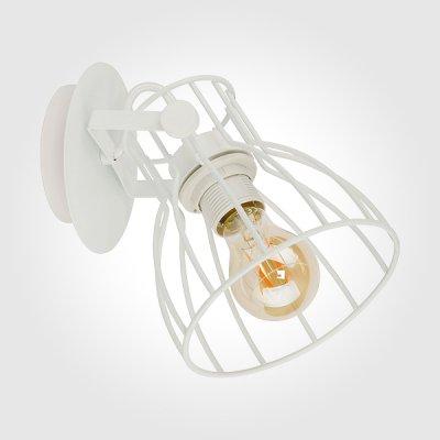 Купить Настенный светильник бра TK Lighting 2116 Alano White, Польша