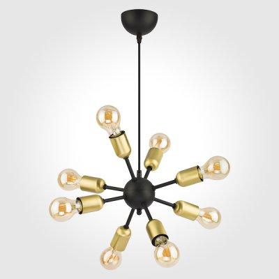 Подвесная люстра TK Lighting 1468 Estrella BlackОжидается<br><br>
