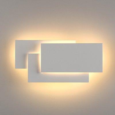 Настенный светильник бра Евросвет Inside LED белый матовый (MRL LED 12W 1012 IP20)Ожидается<br><br>