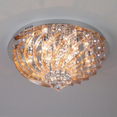 Купить Потолочный светильник Евросвет 80116/9 хром/белый, Китай
