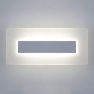 Настенный светильник бра Евросвет 40132/1 LED белыйОжидается<br><br>