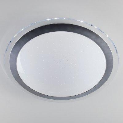 Потолочный светильник Евросвет 40003/1 LED матовое сереброОжидается<br><br>