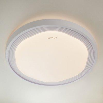 Потолочный светильник Евросвет 40006/1 LED белый