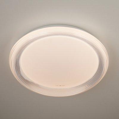 Потолочный светильник Евросвет 40012/1 LED белый
