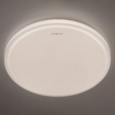 Потолочный светильник Евросвет 40015/1 LED белыйОжидается<br><br>