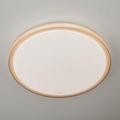 Потолочный светильник Евросвет 40014/1 LED кофе
