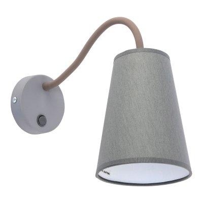 Настенный светильник бра TK Lighting 2446 Wire GrayОжидается<br><br>