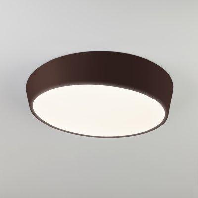 Светильник Евросвет 90113/1 коричневый 75Wкруглые светильники<br>