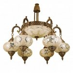 Люстра Exotic lamp 03452-32 Seyco
