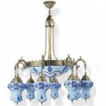 Люстра Exotic lamp 03453-17 Fortue