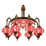 Люстра Exotic lamp 03453-32 Seyco