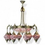 Люстра Exotic lamp 03453-39 Fortue