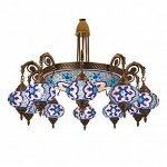 Люстра Exotic lamp 03454-32 Seyco