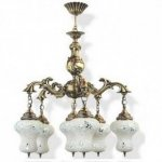 Люстра Exotic lamp 03481-17 Fortue