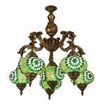 Люстра Exotic lamp 03481-32 Seyco