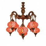 Люстра Exotic lamp 03482-32 Seyco