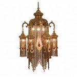 Люстра Exotic lamp 781 Night