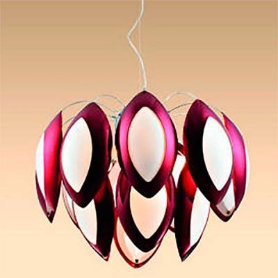 Люстра Flamelli FL5304-5PПодвесные<br>Компания «Светодом» предлагает широкий ассортимент люстр от известных производителей. Представленные в нашем каталоге товары выполнены из современных материалов и обладают отличным качеством. Благодаря широкому ассортименту Вы сможете найти у нас люстру под любой интерьер. Мы предлагаем как классические варианты, так и современные модели, отличающиеся лаконичностью и простотой форм.  Стильная люстра Mw light 228011101 Космос станет украшением любого дома. Эта модель от известного производителя не оставит равнодушным ценителей красивых и оригинальных предметов интерьера. Люстра Mw light 228011101 Космос обеспечит равномерное распределение света по всей комнате. При выборе обратите внимание на характеристики, позволяющие приобрести наиболее подходящую модель. Купить понравившуюся люстру по доступной цене Вы можете в интернет-магазине «Светодом». Мы предлагаем доставку не только по Москве и Екатеринбурге, но и по всей России.<br><br>Установка на натяжной потолок: Да<br>S освещ. до, м2: 15<br>Крепление: Крюк<br>Тип товара: Люстра<br>Тип лампы: накаливания / энергосбережения / LED-светодиодная<br>Тип цоколя: E27<br>Количество ламп: 5<br>Ширина, мм: 650<br>MAX мощность ламп, Вт: 60<br>Диаметр, мм мм: 650<br>Высота, мм: 900<br>Цвет арматуры: серебристый