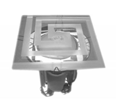 Светильник накаливания FT 819 R50 хромНакаливания<br>Встраиваемые светильники – популярное осветительное оборудование, которое можно использовать в качестве основного источника или в дополнение к люстре. Они позволяют создать нужную атмосферу атмосферу и привнести в интерьер уют и комфорт.   Интернет-магазин «Светодом» предлагает стильный встраиваемый светильник Degran FT 819 R50 хром. Данная модель достаточно универсальна, поэтому подойдет практически под любой интерьер. Перед покупкой не забудьте ознакомиться с техническими параметрами, чтобы узнать тип цоколя, площадь освещения и другие важные характеристики.   Приобрести встраиваемый светильник Degran FT 819 R50 хром в нашем онлайн-магазине Вы можете либо с помощью «Корзины», либо по контактным номерам. Мы развозим заказы по Москве, Екатеринбургу и остальным российским городам.<br><br>S освещ. до, м2: 3<br>Тип лампы: накал-я - энергосбер-я<br>Тип цоколя: E14<br>Количество ламп: 1<br>MAX мощность ламп, Вт: 50<br>Диаметр, мм мм: 100<br>Диаметр врезного отверстия, мм: 65<br>Цвет арматуры: серебристый