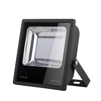 Прожектор светодиодный Gauss LED 150W IP65 6500К черныйОжидается<br><br>