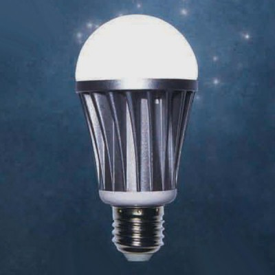 Лампа светодиодная Gauss Led A Globe 9W 4200K (= 100W обычной)Стандартный вид<br><br><br>Цветовая t, К: Белый 4100К<br>Тип лампы: светодиодная<br>Тип цоколя: E27<br>Цвет арматуры: алюминиевый радиатор<br>Диаметр, мм мм: 60<br>Длина, мм: 122<br>MAX мощность ламп, Вт: 9W SMD LED (100W в сравнении с лампой накаливания)