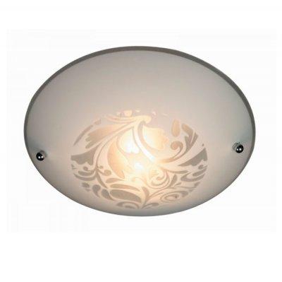 Светильник Globo 40990-18 BuqueКруглые<br>Настенно-потолочные светильники – это универсальные осветительные варианты, которые подходят для вертикального и горизонтального монтажа. В интернет-магазине «Светодом» Вы можете приобрести подобные модели по выгодной стоимости. В нашем каталоге представлены как бюджетные варианты, так и эксклюзивные изделия от производителей, которые уже давно заслужили доверие дизайнеров и простых покупателей.  Настенно-потолочный светильник Globo 40990-18 станет прекрасным дополнением к основному освещению. Благодаря качественному исполнению и применению современных технологий при производстве эта модель будет радовать Вас своим привлекательным внешним видом долгое время. Приобрести настенно-потолочный светильник Globo 40990-18 можно, находясь в любой точке России.<br><br>S освещ. до, м2: 3<br>Тип лампы: накал-я - энергосбер-я<br>Тип цоколя: E27<br>Цвет арматуры: серебристый<br>Количество ламп: 1<br>Диаметр, мм мм: 250<br>Высота, мм: 100<br>MAX мощность ламп, Вт: 60