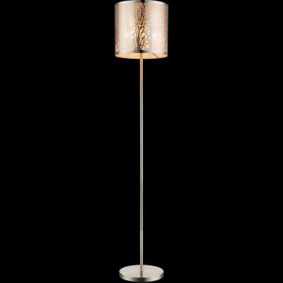 Торшер Globo 15085s LORTСовременные<br>Торшер – это не просто функциональный предмет интерьера, позволяющий обеспечить дополнительное освещение, но и оригинальный декоративный элемент. Интернет-магазин «Светодом» предлагает стильные модели от известных производителей по доступным ценам. У нас Вы найдете и классические напольные светильники, и современные варианты.   Торшер 15085S Globo сразу же привлекает внимание благодаря своему необычному дизайну. Модель выполнена из качественных материалов, что обеспечит ее надежную и долговечную работу. Такой напольный светильник можно использовать для интерьера не только гостиной, но и спальни или кабинета.   Купить торшер 15085S Globo по выгодной стоимости Вы можете с помощью нашего сайта. У нас склады в Москве, Екатеринбурге, Санкт-Петербурге, Новосибирске и другим городам России.<br><br>Тип цоколя: E27<br>Количество ламп: 1<br>MAX мощность ламп, Вт: 60<br>Цвет арматуры: серебристый