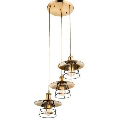 Светильник подвесной Globo 15086-3hПодвесные<br><br><br>Тип товара: Светильник подвесной<br>Скидка, %: 22<br>Тип лампы: Накаливания / энергосбережения / светодиодная<br>Тип цоколя: E27<br>Количество ламп: 3<br>MAX мощность ламп, Вт: 60<br>Диаметр, мм мм: 330<br>Высота, мм: 1500<br>Цвет арматуры: бронзовый античный