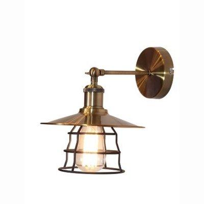 Светильник настенный бра Globo 15086wМорской стиль<br><br><br>Тип лампы: Накаливания / энергосбережения / светодиодная<br>Тип цоколя: E27<br>Цвет арматуры: бронзовый<br>Количество ламп: 1<br>Ширина, мм: 220<br>Высота, мм: 285<br>MAX мощность ламп, Вт: 60