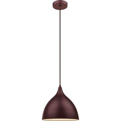 Светильник подвесной Globo 15162 JACKSON IОдиночные<br><br><br>S освещ. до, м2: 3<br>Тип цоколя: E27<br>Цвет арматуры: бронзовый<br>Количество ламп: 1<br>MAX мощность ламп, Вт: 60