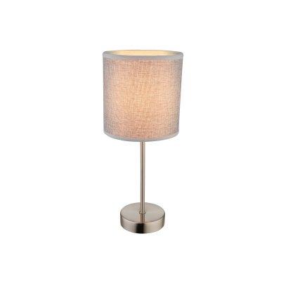 Настольная лампа Globo 15185t PACOОжидается<br><br><br>Тип товара: Настольная лампа<br>Тип цоколя: E14<br>Количество ламп: 1<br>MAX мощность ламп, Вт: 40<br>Цвет арматуры: бежевый