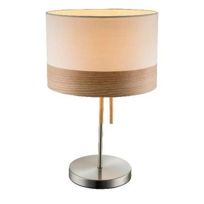 Настольная лампа Globo 15221t1 CHIPSYСовременные<br>Настольная лампа – это не просто источник дополнительного освещения, но и оригинальный элемент декора. Его можно установить в спальне, гостиной, кабинете и других комнатах. Интернет-магазин «Светодом» предлагает настольные лампы разных стилей по доступным ценам. Благодаря большому ассортименту Вы обязательно найдете в нашем каталоге именно ту модель, которую искали.   Настольная лампа Globo 15221T1 – прекрасный вариант для завершения интерьера. Ее можно включить одновременно с люстрой для более яркого освещения или без нее для создания уютной атмосферы, настраивающей на отдых.   Купить настольную лампу Globo 15221T1 Вы можете с помощью виртуальной «Корзины» или по контактным номерам, указанным на сайте.<br><br>Тип лампы: Накаливания / энергосбережения / светодиодная<br>Тип цоколя: E27<br>Цвет арматуры: бежевый<br>Количество ламп: 1<br>Диаметр, мм мм: 300<br>Высота, мм: 470<br>MAX мощность ламп, Вт: 40