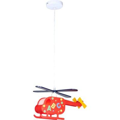 Светильник вертолет Globo 15722 Kitaдетские подвесные светильники<br>Подвесной светильник – это универсальный вариант, подходящий для любой комнаты. Сегодня производители предлагают огромный выбор таких моделей по самым разным ценам. В каталоге интернет-магазина «Светодом» мы собрали большое количество интересных и оригинальных светильников по выгодной стоимости. Вы можете приобрести их в Москве, Екатеринбурге и любом другом городе России.  Подвесной светильник Globo 15722 сразу же привлечет внимание Ваших гостей благодаря стильному исполнению. Благородный дизайн позволит использовать эту модель практически в любом интерьере. Она обеспечит достаточно света и при этом легко монтируется. Чтобы купить подвесной светильник Globo 15722, воспользуйтесь формой на нашем сайте или позвоните менеджерам интернет-магазина.<br><br>S освещ. до, м2: 2<br>Тип лампы: накал-я - энергосбер-я<br>Тип цоколя: E27<br>Цвет арматуры: белый<br>Количество ламп: 1<br>Ширина, мм: 100<br>Длина, мм: 350<br>Высота, мм: 970<br>MAX мощность ламп, Вт: 40