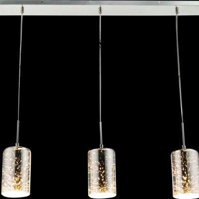 Светильник подвесной Globo 15849-3 KOBY Iтройные подвесные светильники<br>Подвесной светильник – это универсальный вариант, подходящий для любой комнаты. Сегодня производители предлагают огромный выбор таких моделей по самым разным ценам. В каталоге интернет-магазина «Светодом» мы собрали большое количество интересных и оригинальных светильников по выгодной стоимости. Вы можете приобрести их в Москве, Екатеринбурге и любом другом городе России.  Подвесной светильник Globo 15849-3 сразу же привлечет внимание Ваших гостей благодаря стильному исполнению. Благородный дизайн позволит использовать эту модель практически в любом интерьере. Она обеспечит достаточно света и при этом легко монтируется. Чтобы купить подвесной светильник Globo 15849-3, воспользуйтесь формой на нашем сайте или позвоните менеджерам интернет-магазина.<br><br>S освещ. до, м2: 9<br>Тип цоколя: E27<br>Цвет арматуры: серебристый хром<br>Количество ламп: 3<br>MAX мощность ламп, Вт: 60
