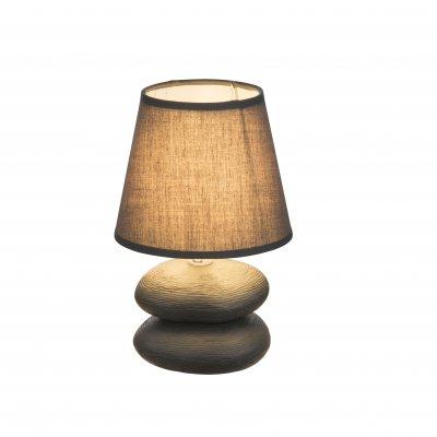 Настольная лампа Globo 21601 KILAUEAОжидается<br><br><br>Тип цоколя: E14<br>Цвет арматуры: черный<br>Количество ламп: 1<br>Диаметр, мм мм: 150<br>Высота, мм: 220<br>MAX мощность ламп, Вт: 40