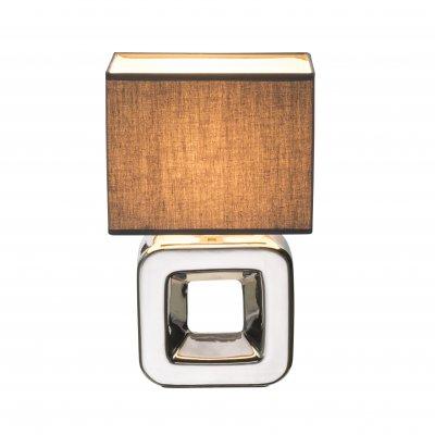 Настольная лампа Globo 21603 KILAUEAдекоративные настольные лампы и светильники<br>Настольная лампа Globo 21603 KILAUEA обеспечит равномерное распределение света на столе. При выборе обратите внимание на характеристики, позволяющие приобрести наиболее подходящую модель люстры или торшера из аналогичной коллекции и в той же цветовой гамме, что сделает помещение по-дизайнерски профессиональным и законченным.