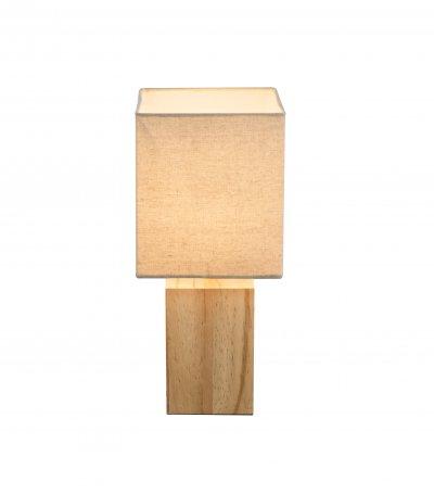 Настольная лампа Globo 21698 ILONAОжидается<br><br><br>Тип цоколя: E14<br>Цвет арматуры: сосна<br>Количество ламп: 1<br>Ширина, мм: 160<br>Длина, мм: 160<br>Высота, мм: 350<br>MAX мощность ламп, Вт: 40
