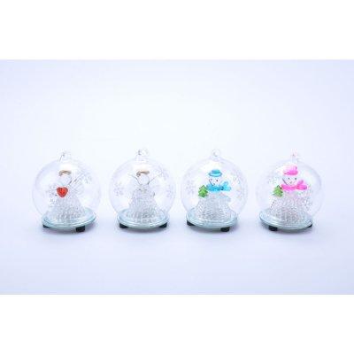 Настольная лампа Globo 23212-12 X-MASПодарки и сувениры<br><br><br>Тип цоколя: LED<br>Цвет арматуры: разноцветный<br>Количество ламп: 1<br>MAX мощность ламп, Вт: 0,04