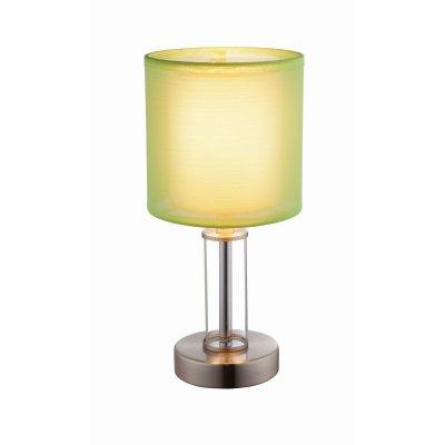 Настольная лампа Globo 24646Ожидается<br><br><br>Тип цоколя: E14<br>Цвет арматуры: зеленый<br>Количество ламп: 1<br>MAX мощность ламп, Вт: 40