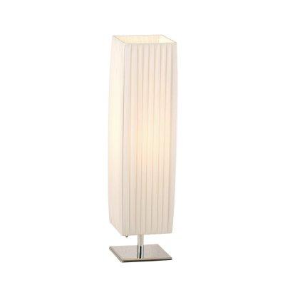 Настольная лампа Globo 24661 BaileyБелые настольные лампы<br>Настольная лампа – это не просто источник дополнительного освещения, но и оригинальный элемент декора. Его можно установить в спальне, гостиной, кабинете и других комнатах. Интернет-магазин «Светодом» предлагает настольные лампы разных стилей по доступным ценам. Благодаря большому ассортименту Вы обязательно найдете в нашем каталоге именно ту модель, которую искали.   Настольная лампа Globo 24661 – прекрасный вариант для завершения интерьера. Ее можно включить одновременно с люстрой для более яркого освещения или без нее для создания уютной атмосферы, настраивающей на отдых.   Купить настольную лампу Globo 24661 Вы можете с помощью виртуальной «Корзины» или по контактным номерам, указанным на сайте.<br><br>S освещ. до, м2: 2<br>Тип лампы: накаливания / энергосбережения / LED-светодиодная<br>Тип цоколя: E27<br>Цвет арматуры: серебристый<br>Количество ламп: 1<br>Ширина, мм: 140<br>Длина, мм: 140<br>Высота, мм: 580<br>MAX мощность ламп, Вт: 40