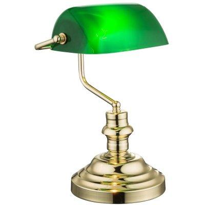 Настольная лампа Globo 2491k ANTIQUEВ стиле СССР<br><br><br>Тип товара: Настольная лампа<br>Скидка, %: 21<br>Тип цоколя: E27<br>Количество ламп: 1<br>MAX мощность ламп, Вт: 60<br>Цвет арматуры: латунь