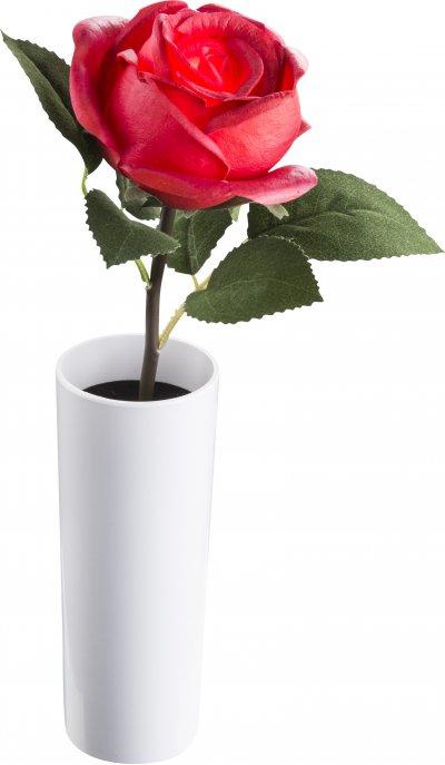 Настольная лампа декоративная Globo 28021Флористика<br><br><br>Тип цоколя: LED<br>Цвет арматуры: белый<br>Диаметр, мм мм: 80<br>Высота, мм: 290