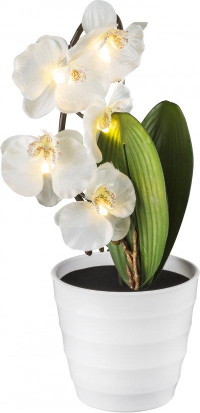 Настольная лампа декоративная Globo 28022WОжидается<br><br><br>Тип цоколя: LED<br>Диаметр, мм мм: 140<br>Высота, мм: 500<br>Цвет арматуры: белый