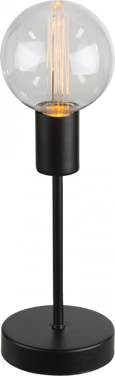 Настольная лампа декоративная Globo 28186настольные лампы лофт и ретро стиля<br>Настольная лампа декоративная Globo 28186 сразу же привлечет внимание благодаря своему необычному лофтовому дизайну и брутальному исполнению. Модель выполнена из качественных материалов, что обеспечивает ее надежную и долговечную работу. Такой вариант светильника можно использовать для интерьера не только гостиной, но и спальни или кабинета.