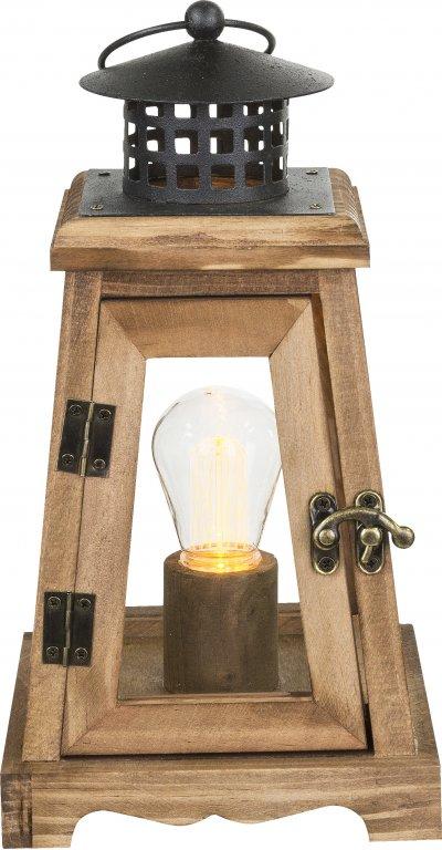 Настольная лампа декоративная Globo 28188Ожидается<br><br><br>Тип цоколя: LED<br>Ширина, мм: 140<br>Длина, мм: 265<br>Высота, мм: 140<br>Цвет арматуры: коричневый