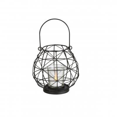 Настольная лампа декоративная Globo 28194Ожидается<br><br><br>Тип цоколя: LED<br>Диаметр, мм мм: 140<br>Высота, мм: 145<br>Цвет арматуры: черный